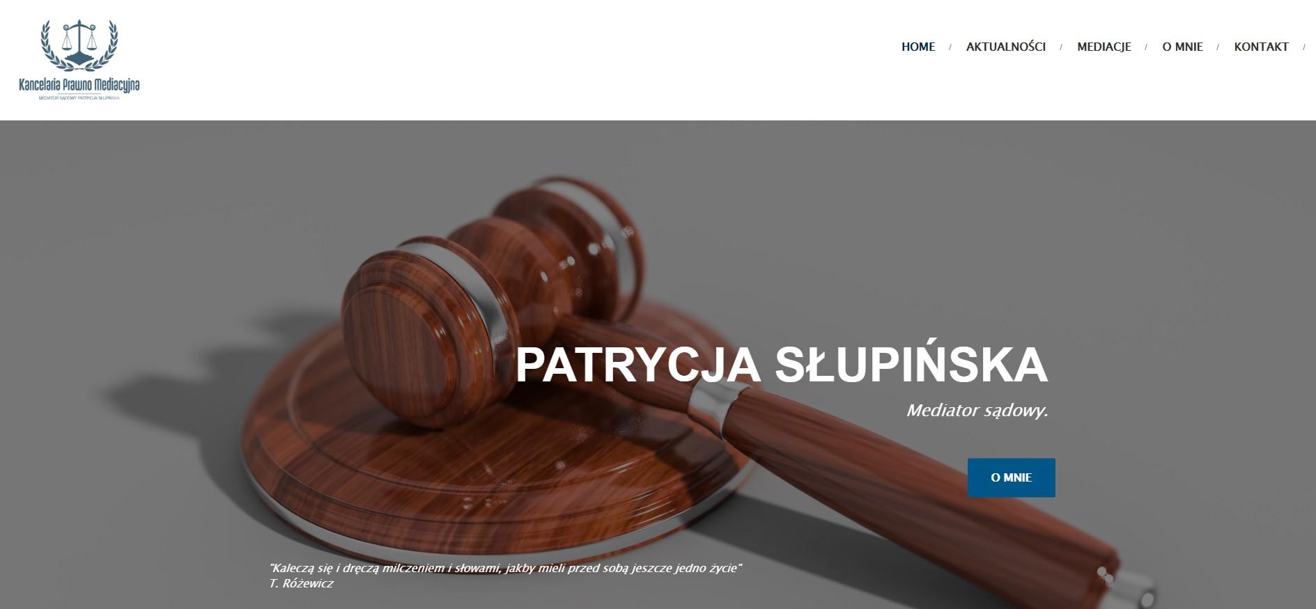 Kancelaria Prawno Mediacyjna